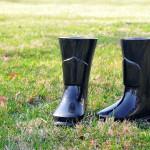 Custom Vases- Fireman's Boots