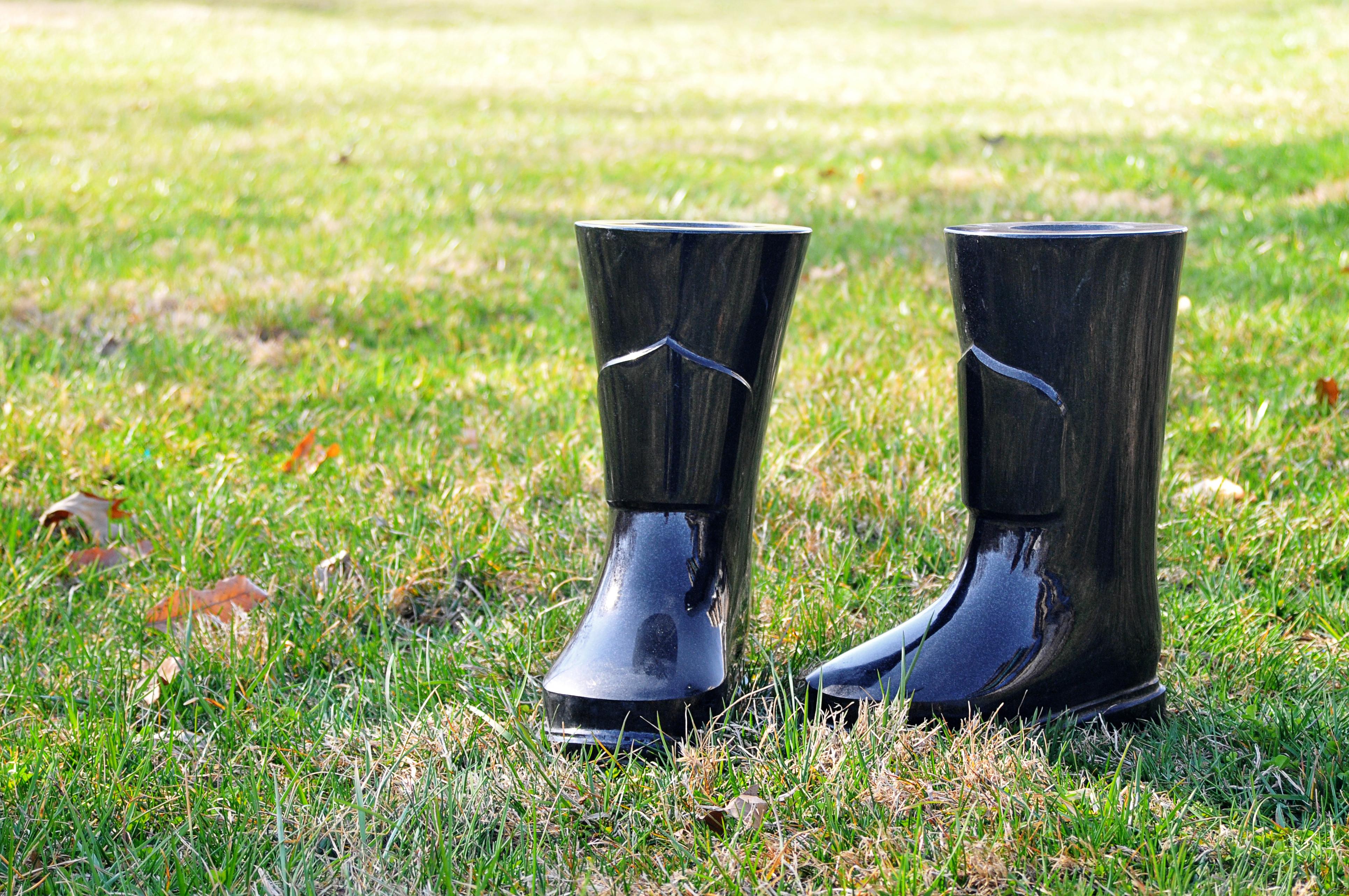 Granite vases fewell monument custom vases firemans boots reviewsmspy