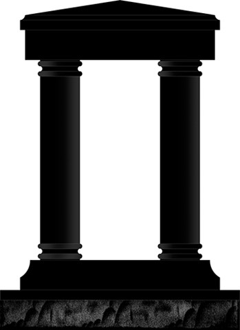 Few column fewell monument for Fewell custom homes