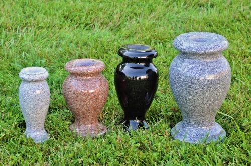 Turned Vases
