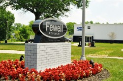 New Fewell Monument Sign