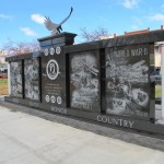Veteran Memorial at Scottsburg,IN