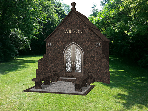 Mausoleums Fewell Monument