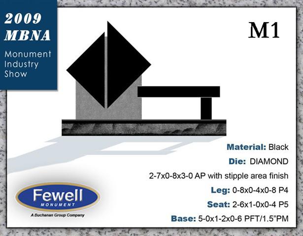 Mbna 2009 fewell monument for Fewell custom homes