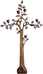 Bronze Cross Tree-stra-cross60095