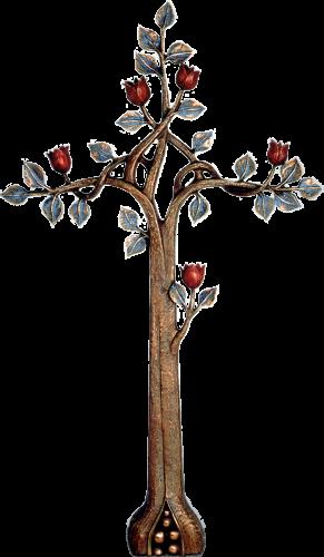 Bronze Cross Tree-stra-cross60095