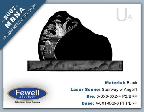 Mbna 2007 fewell monument for Fewell custom homes